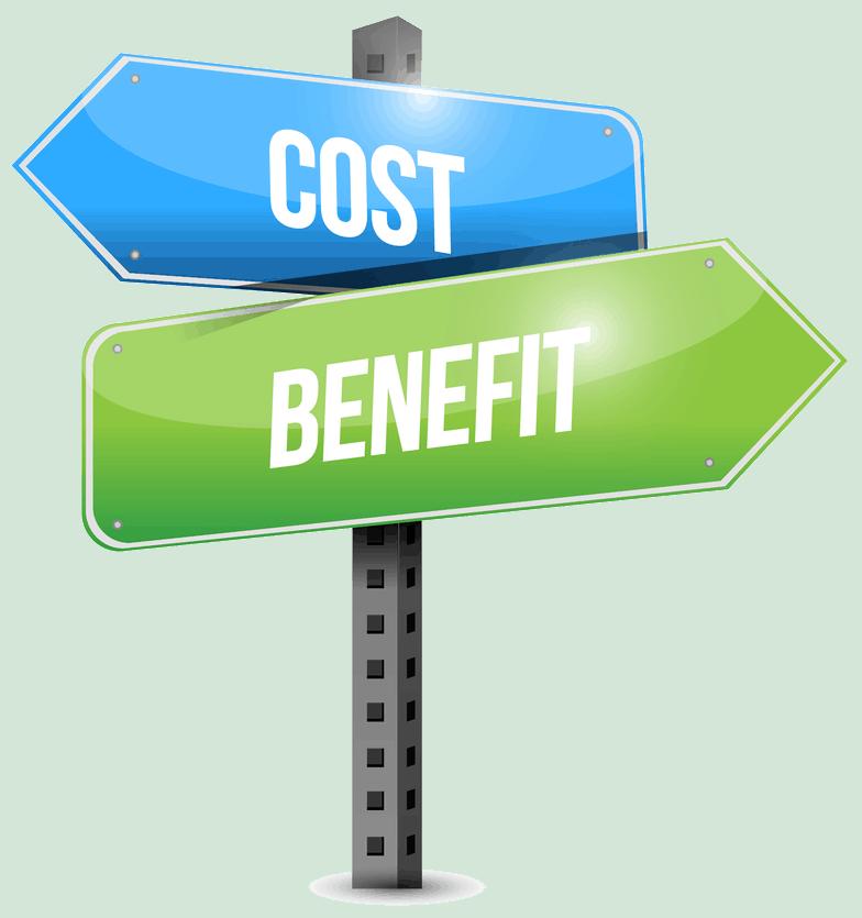 Cost benefit распродажа бытовой техники